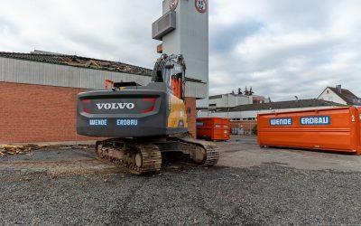 Fahrzeughallen der Hauptfeuerwache werden abgerissen: Neubau im Frühjahr