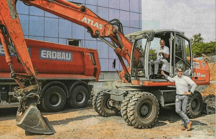 Zufall logistics wächst wieder