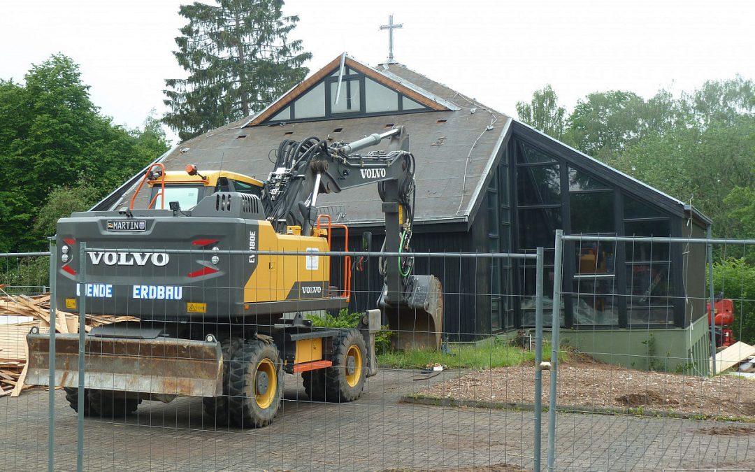 """""""Veränderungsprozesse"""" für Abriss der St. Wigbert-Kirche verantwortlich"""